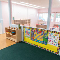 Pine Tree Montessori Daycare Classroom