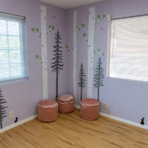 Pine Tree Montessori Daycare Room Corner